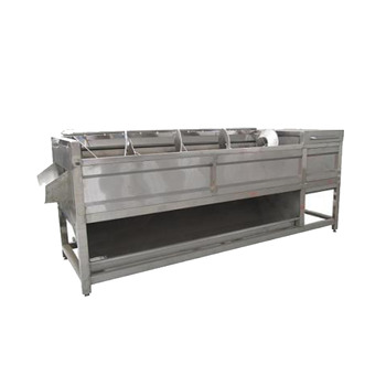 CE Approved Instant Potato Washing And Peeling Machine For Sale