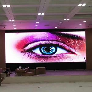 Maxv wholesale indoor full color p4.81 display 32x64 led panel for video screen