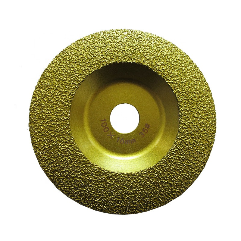 4 inch 180 Vacuum brazed diamond saw <strong>blade</strong> for cutting marble and cast iron