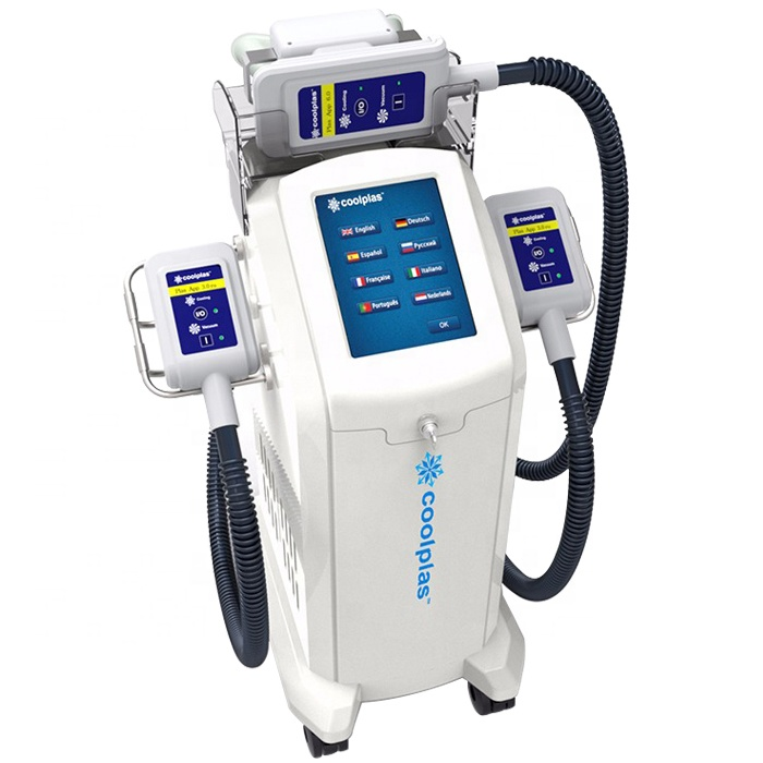 Beijing Sincoheren Oem Coolplas Cryo Fat Freezing Coolplas For Body Shaping