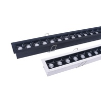 Outdoor Surface Mounted 36W Led Batten Light Housing Recessed Linear Light Aluminium Led Linear Light