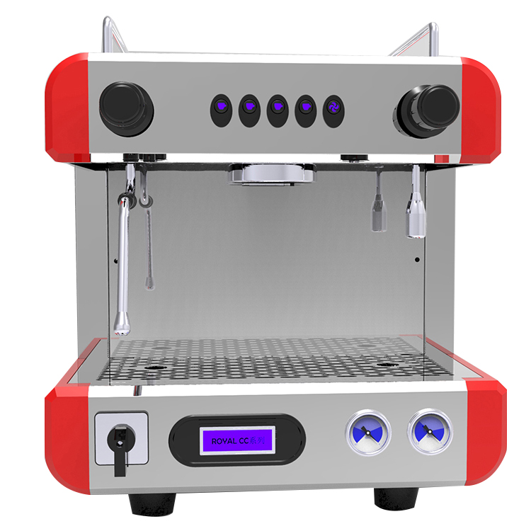 <strong>C101</strong> Single Head Espresso Coffee Machine Automatic Commercial Coffee Machine