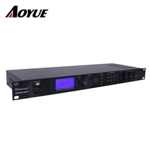 2 input 6 output DSP live speaker management system
