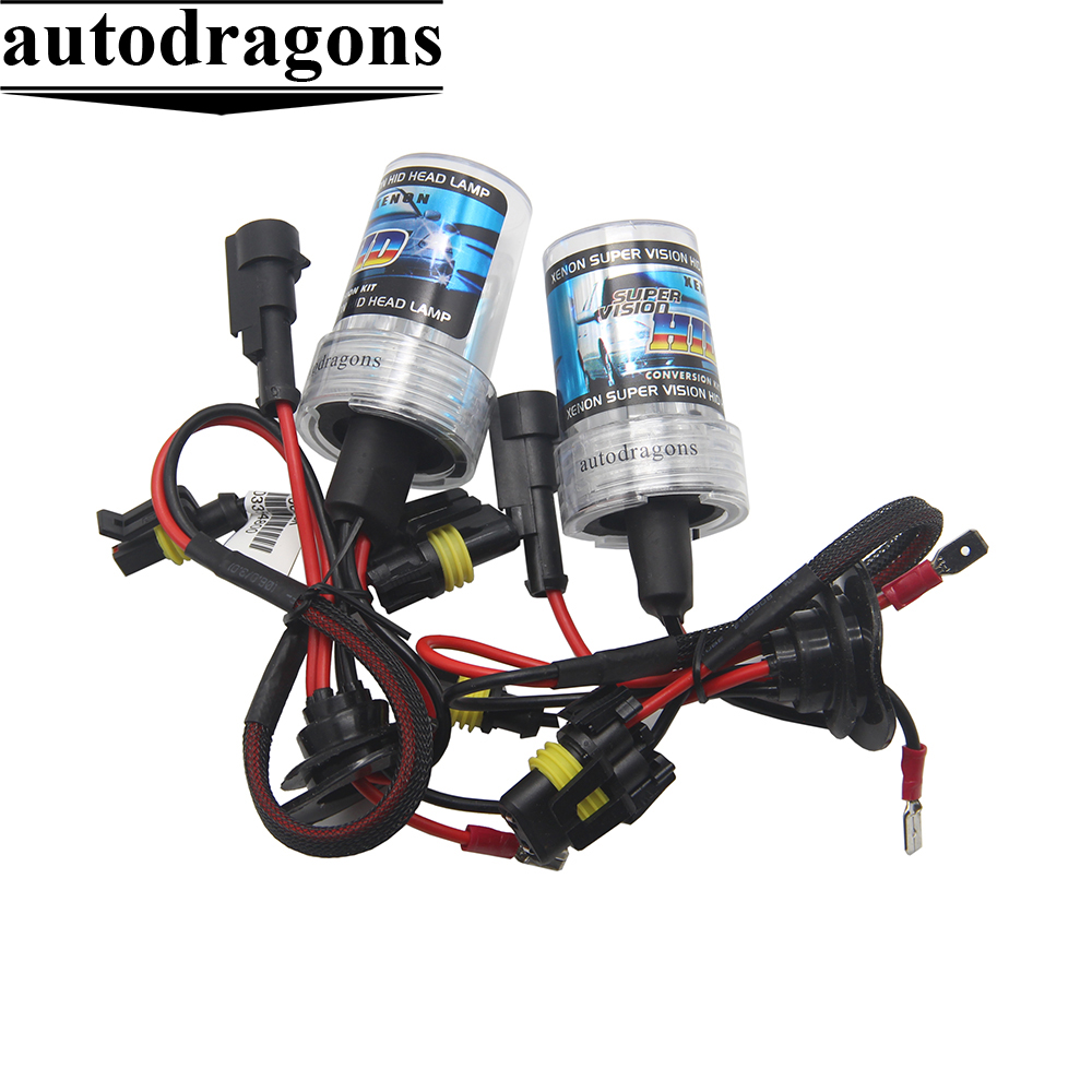 Autodragons H7 H7M H7R H8 H9 <strong>H10</strong> <strong>HID</strong> <strong>Bulb</strong> 12V 35W 55W H7 4300K 6000K 8000K Xenon <strong>Bulb</strong>