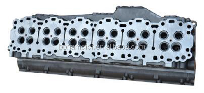 marine engine parts for DETROIT S60 12.7L 23525566 23525567 23529921 23523294 23531254 8929620 Cylinder Head