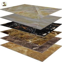 new design waterproof 4x8ft pvc wall panel marble sheet for bathroom door price