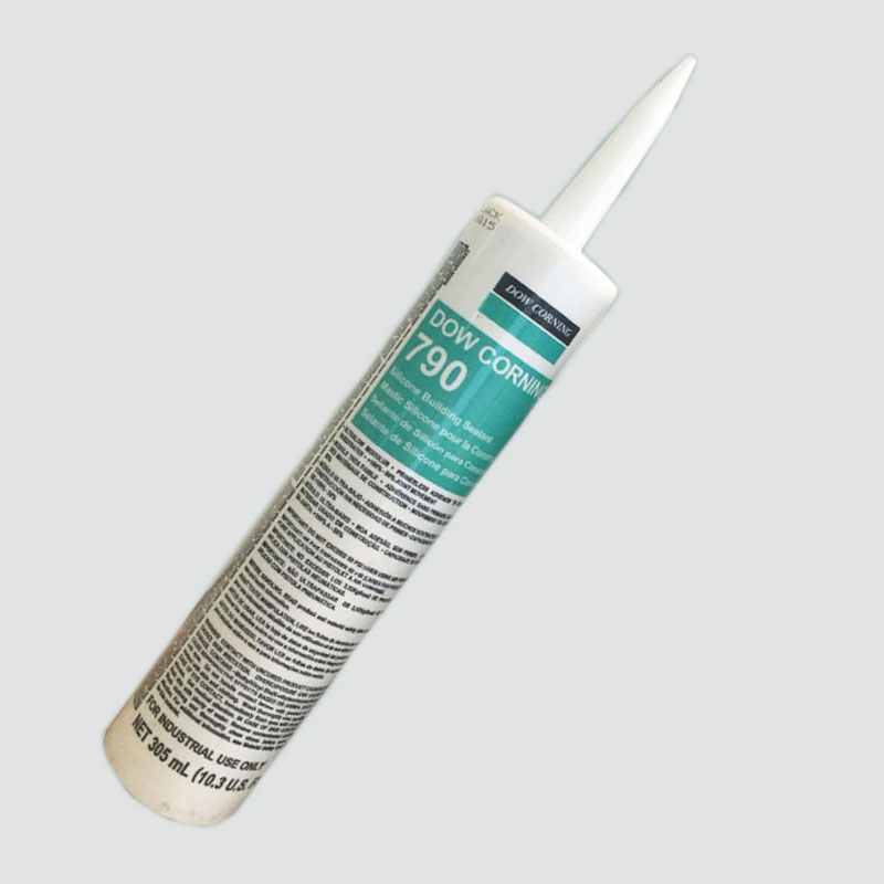 Factory price dow corning 790 Silicone Building Sealant offers outstanding unprimed <strong>adhesion</strong> to masonry