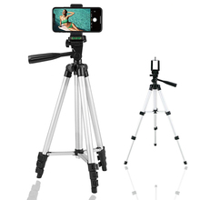 VGEET Portable Lightweight Aluminum Alloy Camera Vlogging Tripod 3110 3120 For <strong>Mobile</strong> <strong>Phone</strong>