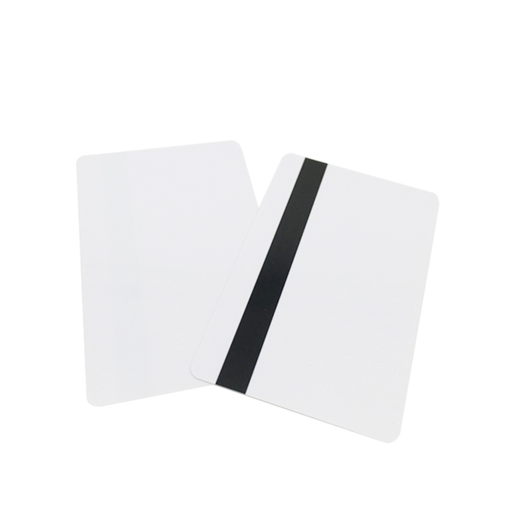 CR80 White Blank Plastic Card LF TK4100 pvc Card for Photo ID Cards
