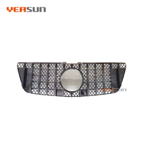 <strong>W164</strong> GT CHROME FRONT CAR GRILLE for Mercedes-Benz ML320 ML350 ML500 ML63 2005 2009 2012