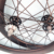 25mm wide SoarRocs track wheel 60mm carbon tubular wheel with fixed gear hub Track wheel