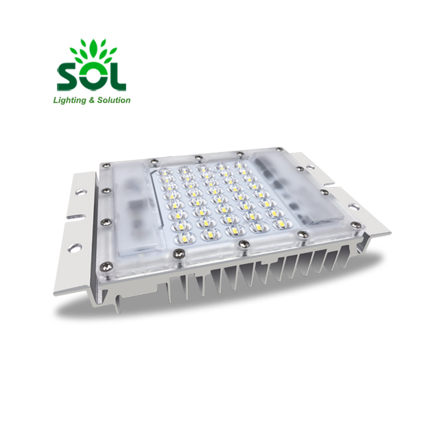 Customized 50W 120lm/w dimmable Ac led module for street light