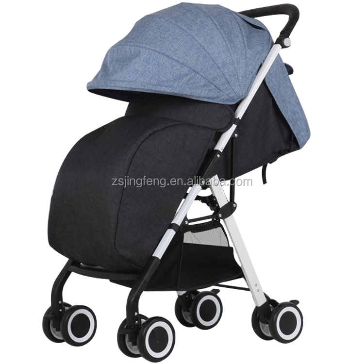 Eight Years Baby Product  Experience Folding Aluminum Frame Baby Stroller 2020