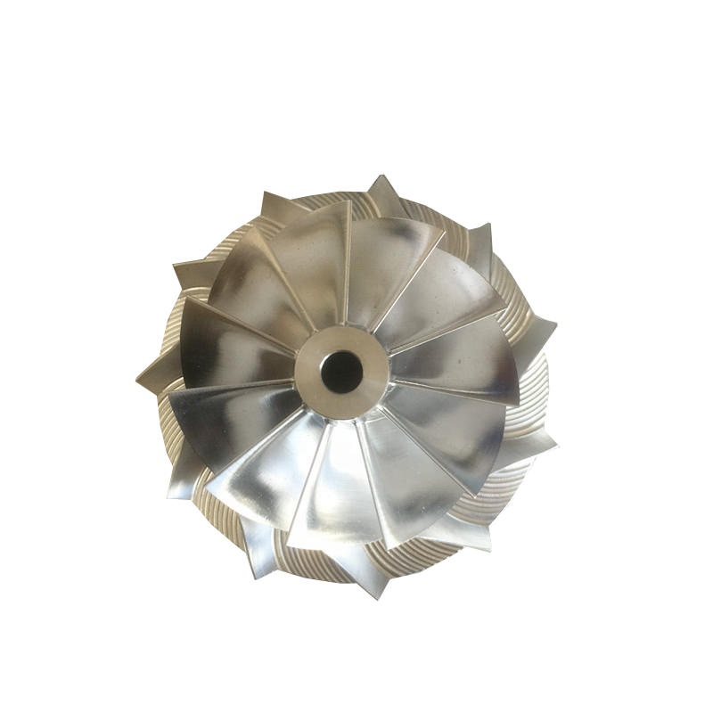 GT15-25 784369-0002 44.39/60.01mm <strong>11</strong>+0 Blades high performance milling/aluminum 2618/billet compressor wheel
