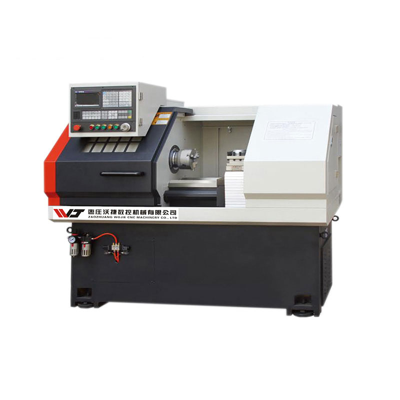 High precision automatic mini cnc lathe machine CK6132 compact cnc lathe