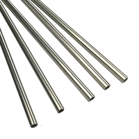 2mm 3mm 4mm 5mm 6mm Capillary Stainless Steel Round Tube