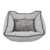 hot China cheap Soft Design Dog Bed Custom Bed For Dog sofa dog bed