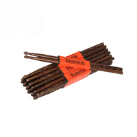 China Factory Supplied Top Quality 5A 7A Custom Wholesale Wooden Drumsticks