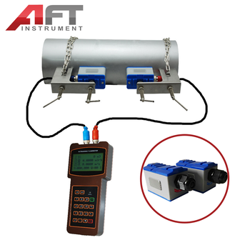dn15 ultrasonic handheld ultrasonic flow meter digital flow meter 10
