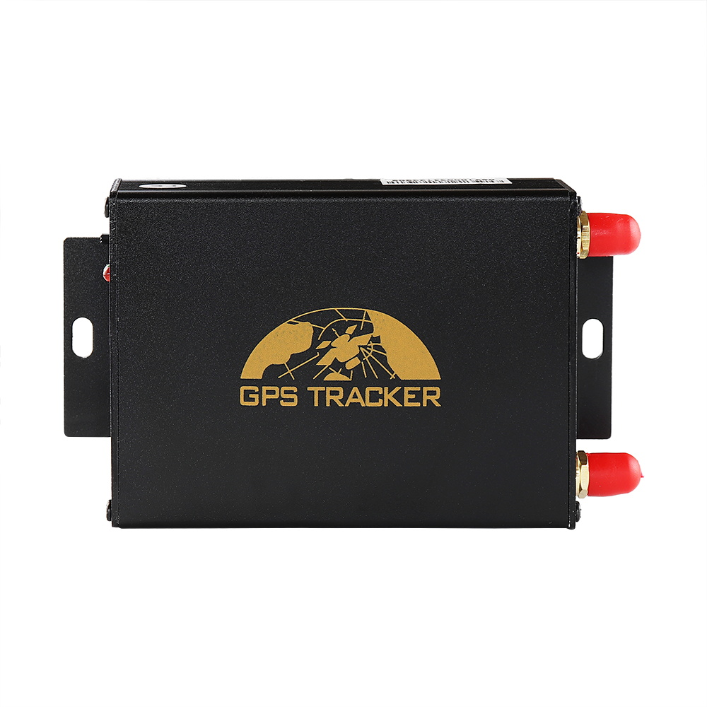 SOS gps tracking device COBAN <strong>105</strong> Mini GPS Tracker cut off oil function double card vehicle Gps Tracker