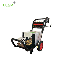 LESP JH - 2900 250bar high pressure cleaning car and 380V 50HZ
