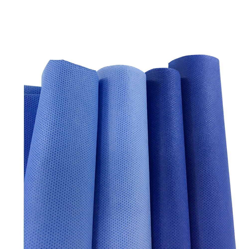 Best Medical SMS/SMMS/SMMS Non Woven Fabric High Quality Nonwoven Fabric 100% <strong>pp</strong>