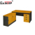 Ekintop wholesale China factory office mdf executive furniture office desk for sale