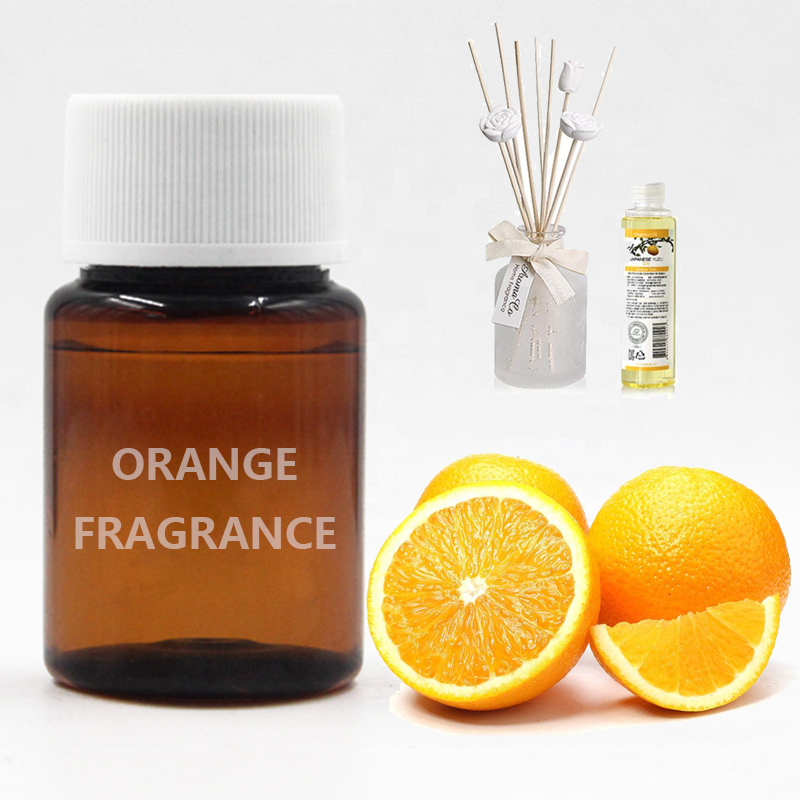Natural Concentration Fragrance <strong>Orange</strong> Essential Oil Fragrance For Incense
