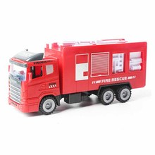 New <strong>Friction</strong> car toy truck fire truck toy