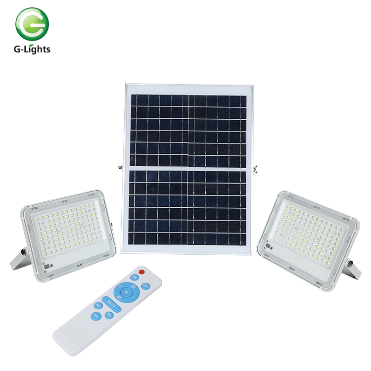 Wholesale 60 100 150 <strong>w</strong> aluminum ip65 outdoor waterproof solar led flood lamp