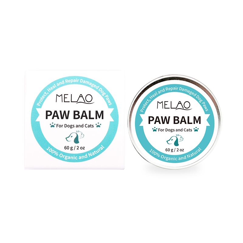 Wholesale <strong>Custom</strong> Logo Natural Herbal Formula Moisturizing Organic Dog Paw Balm For Paws Protection Dog Paw Balm Skin Nourishing