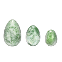 Jade Yoni eggs for sale Red Aventurine Gemstone Yoni Egg Wholesale Gemstone Agate Egg from Khambhat