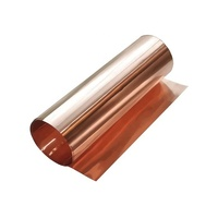 C1100 C1200 T2 Soft / Half Hard Pure Bare Copper Foil / Strip Tape in Coil