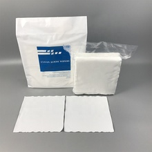 <strong>1000</strong> Grade 1009SLE 100% Polyester Soft Industrial Wipes Cleanroom Wiper For <strong>Mobile</strong> <strong>Phone</strong> LCD Screen