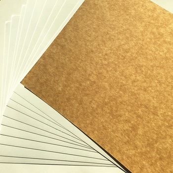 200gsm 235gsm coated kraft back board CCKB boards