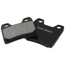 FA348 Motorcycle Assembly Rear Disc Brake Pads Kit For YAMAHA FZS <strong>1000</strong> Fazer XJR 1300 <strong>C</strong> Racer N P R <strong>S</strong> T V W X Y 5EAP 5EAR 2005