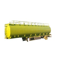 China oil tank 3 Axles 45000l Oil Petroleum Fuel Tank Trailer for sale
