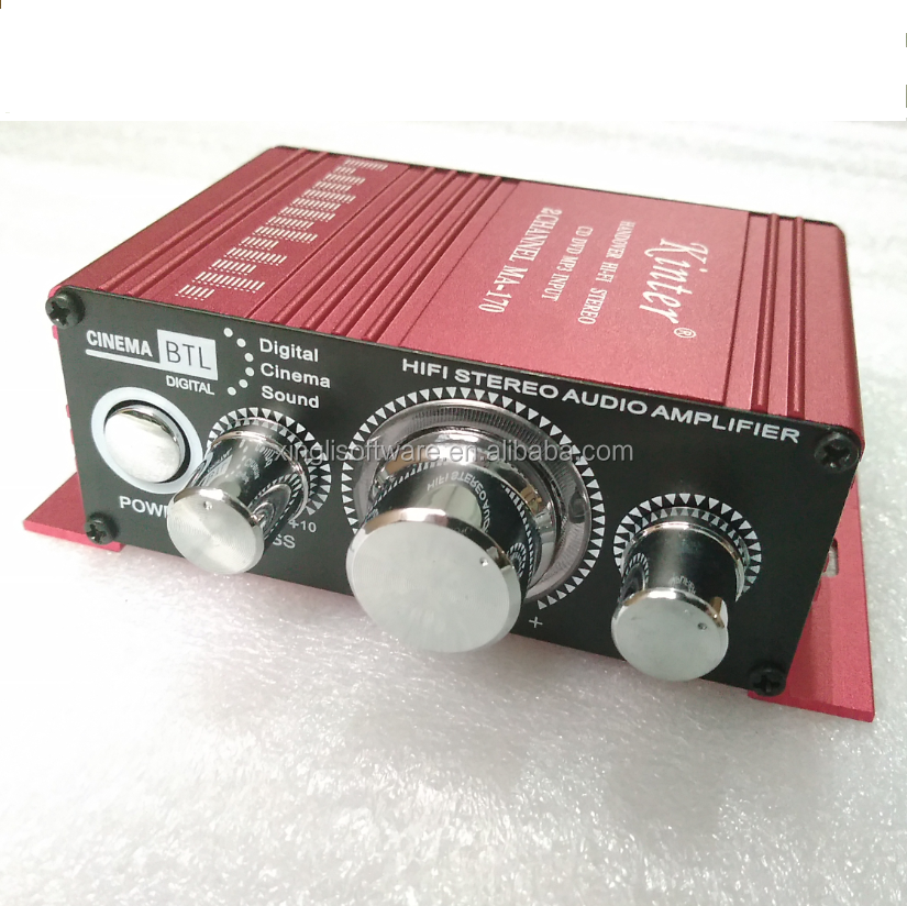 HIFI STEREO AUDIO AMPLIFIER