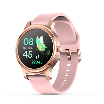 lady watch in 2019 with very attractive watch faces dynamic heart rate monitor and OEM service offer