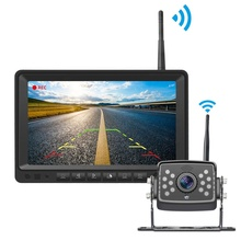 Truck Vehicle Multi View Rear Car rear view Left Right rearview Wireless Digital parking wireless reverse Backup Camera