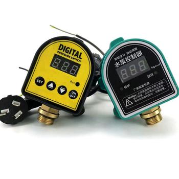 Water Pump Automatic Electronic Pressure Indicator Control Switch with Water Shortage Protection