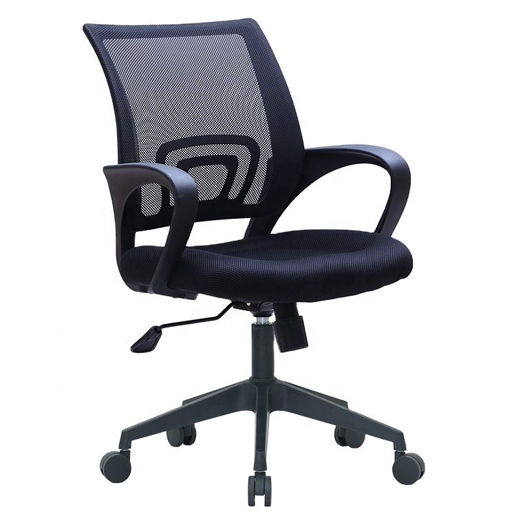 <strong>C12</strong> Heated swivel computer task operator arm chair