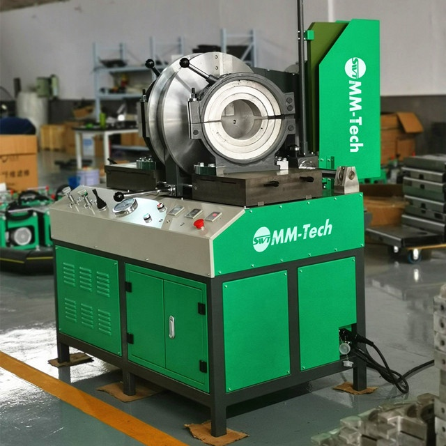 Workshop Pe Pipe Fitting Welding Machine