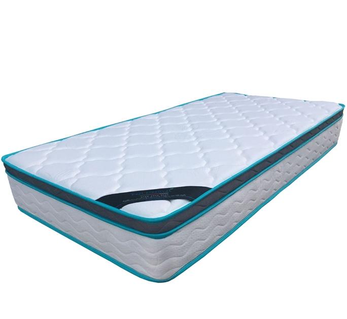 Factory Supply High Quality <strong>3</strong>-zone Pocket <strong>Spring</strong> Rolled mattress