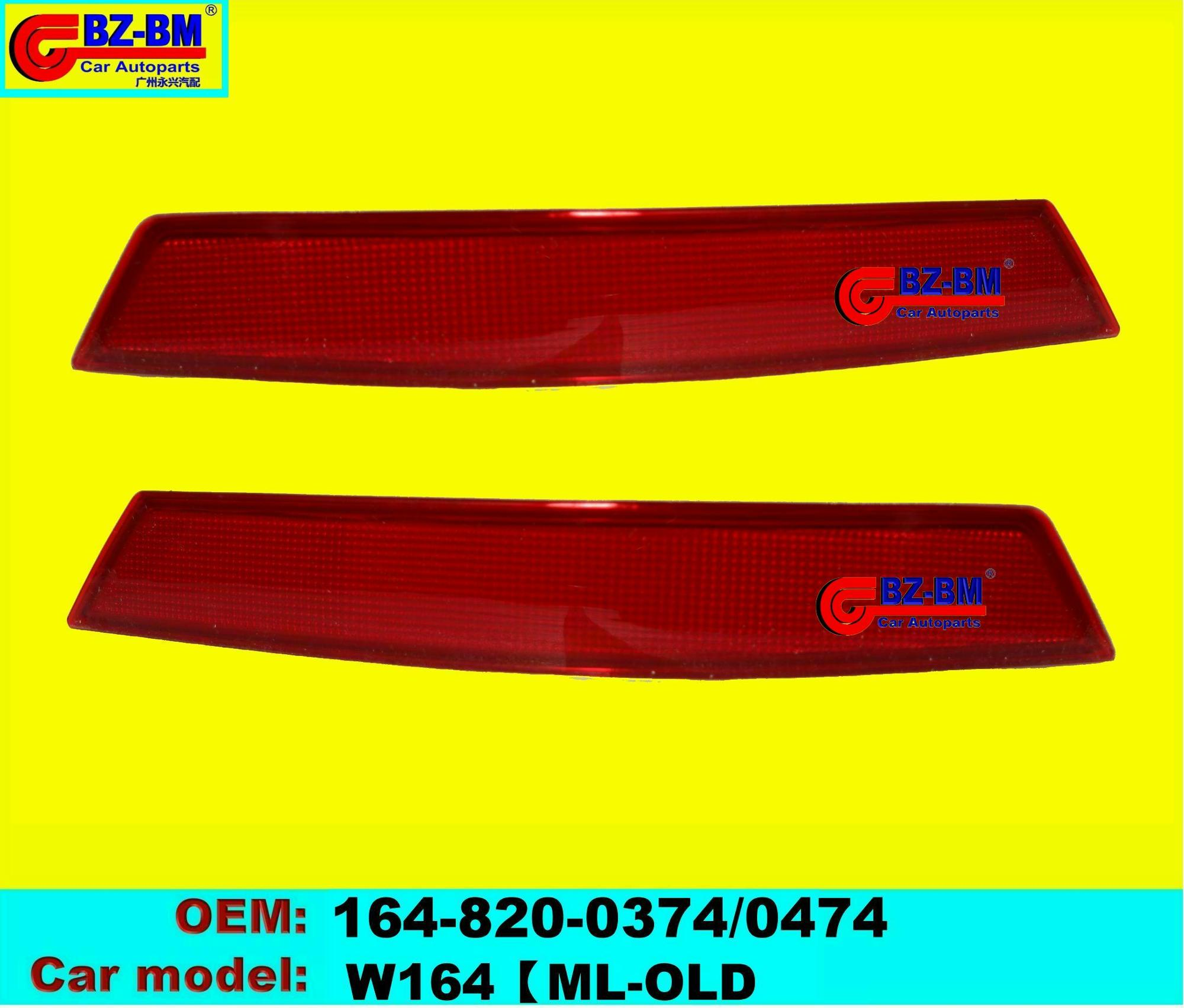 Right USA type Side Marker Bumper Light Lamp <strong>FOR</strong> <strong>BENZ</strong> <strong>W164</strong> ML OLD 1648200374 1648200474