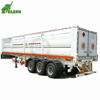 Best Selling Container Cng Tank Truck Price CNG Semi Trailer CNG Cylinder