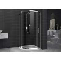 European bathrooms designs luxury shower sliding door bath cubicle cabin
