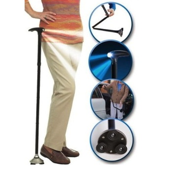 LED Magic cane Walking Stick with light