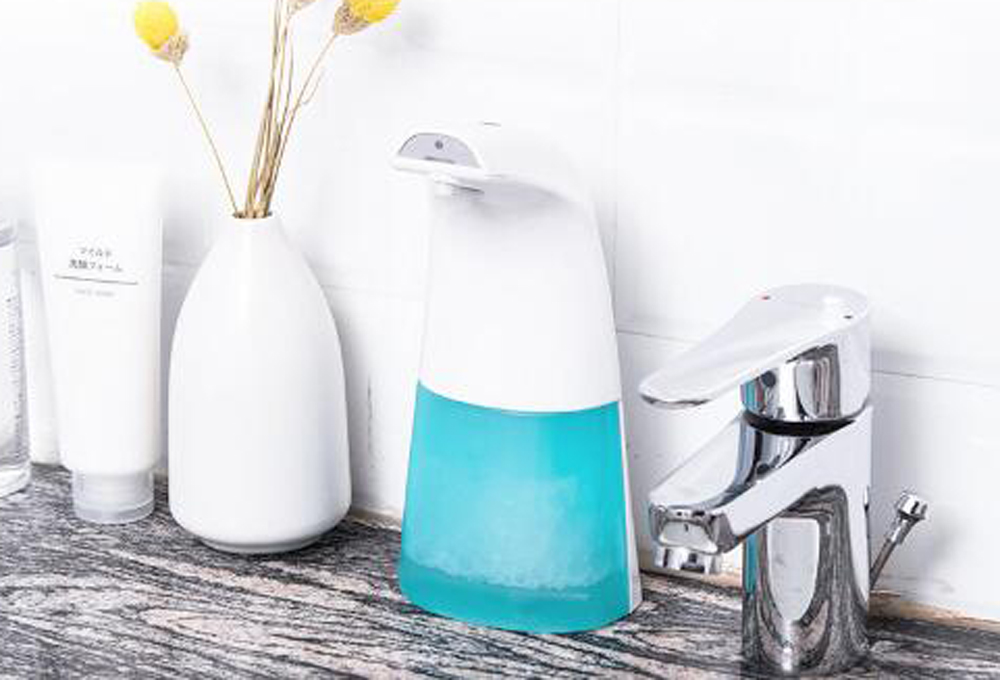 Touchless Hand Sanitizer Bathroom Smart Sensor Foam Liquid Soap Dispenser