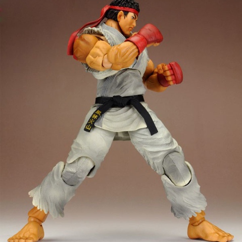 Collectible plastic street fighter action figure custom 1/6 wholesale nami figura toy pvc japanese stand 3d cartoon anime figure
